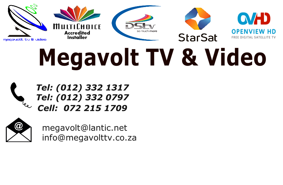 MegaVolt TV & Video